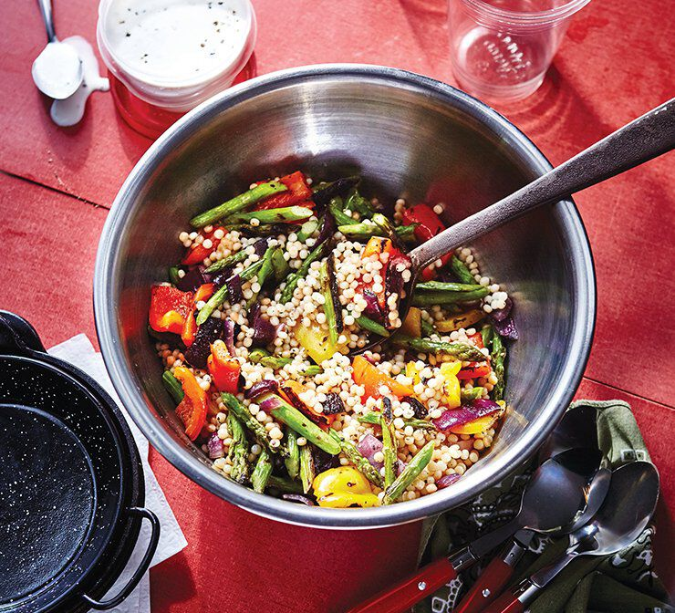 outdoor cookware items