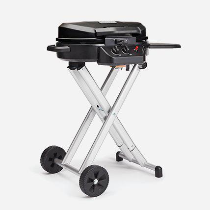 wheeled camping stove