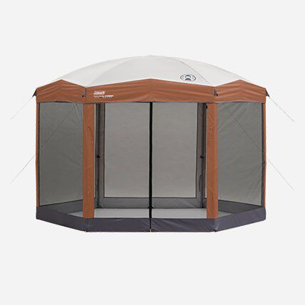 canopies and shelters