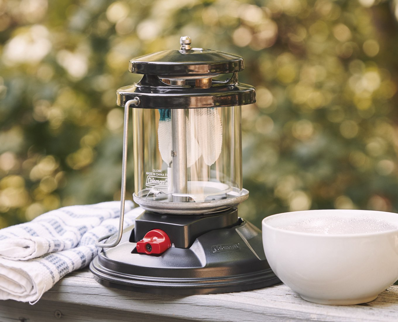 How to Clean & Store Your Coleman® Lantern